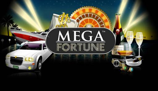 Подробное описание игрового автомата Mega Fortune