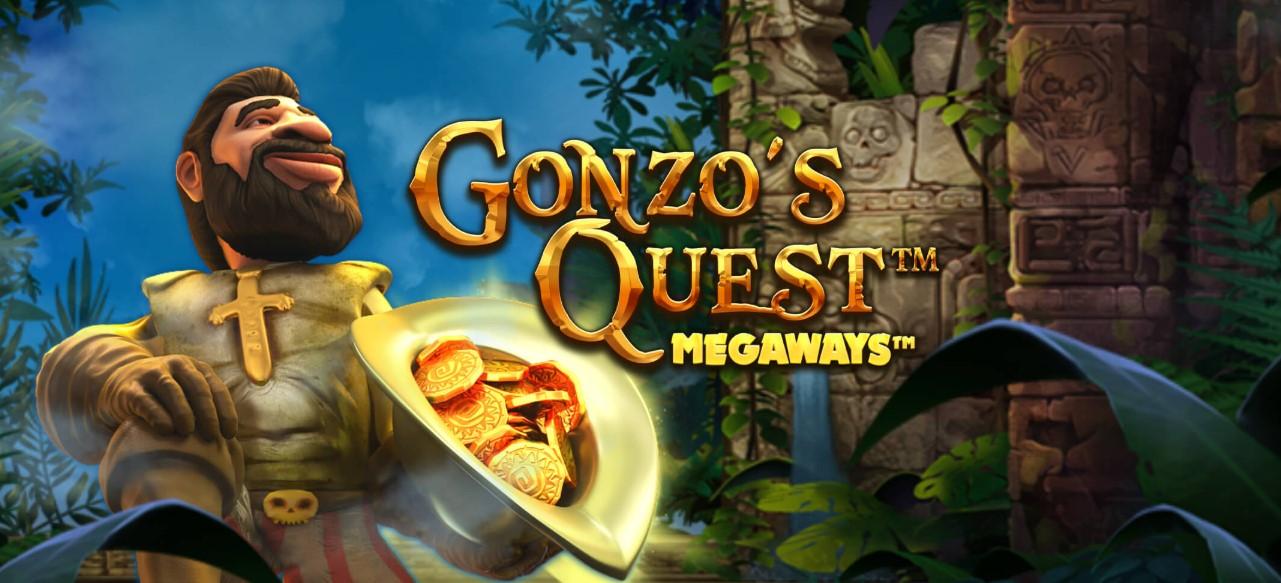 Игровой автомат Gonzo's Quest Megaways играть бесплатно